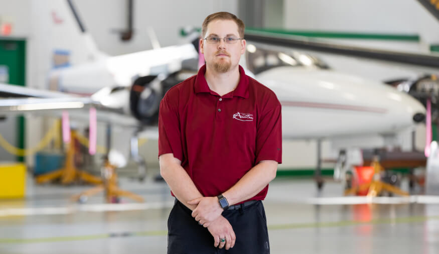 Josh Rauch - Aviation Charters Chief Inspector