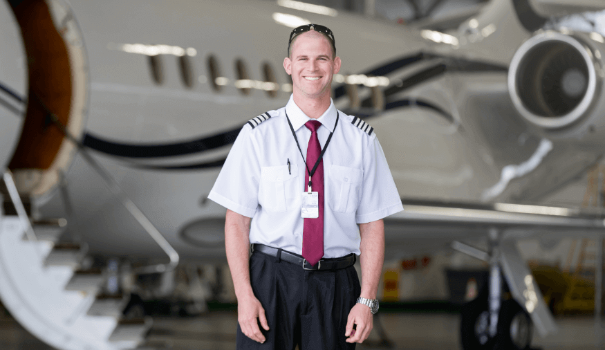 Kyle Lehrhoff - Pilot - Aviation Charters
