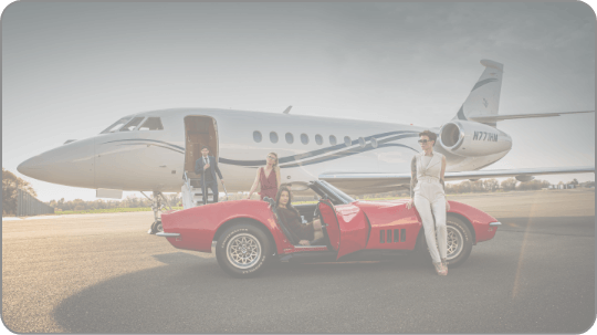 Book Business Travel - Aviation Charters