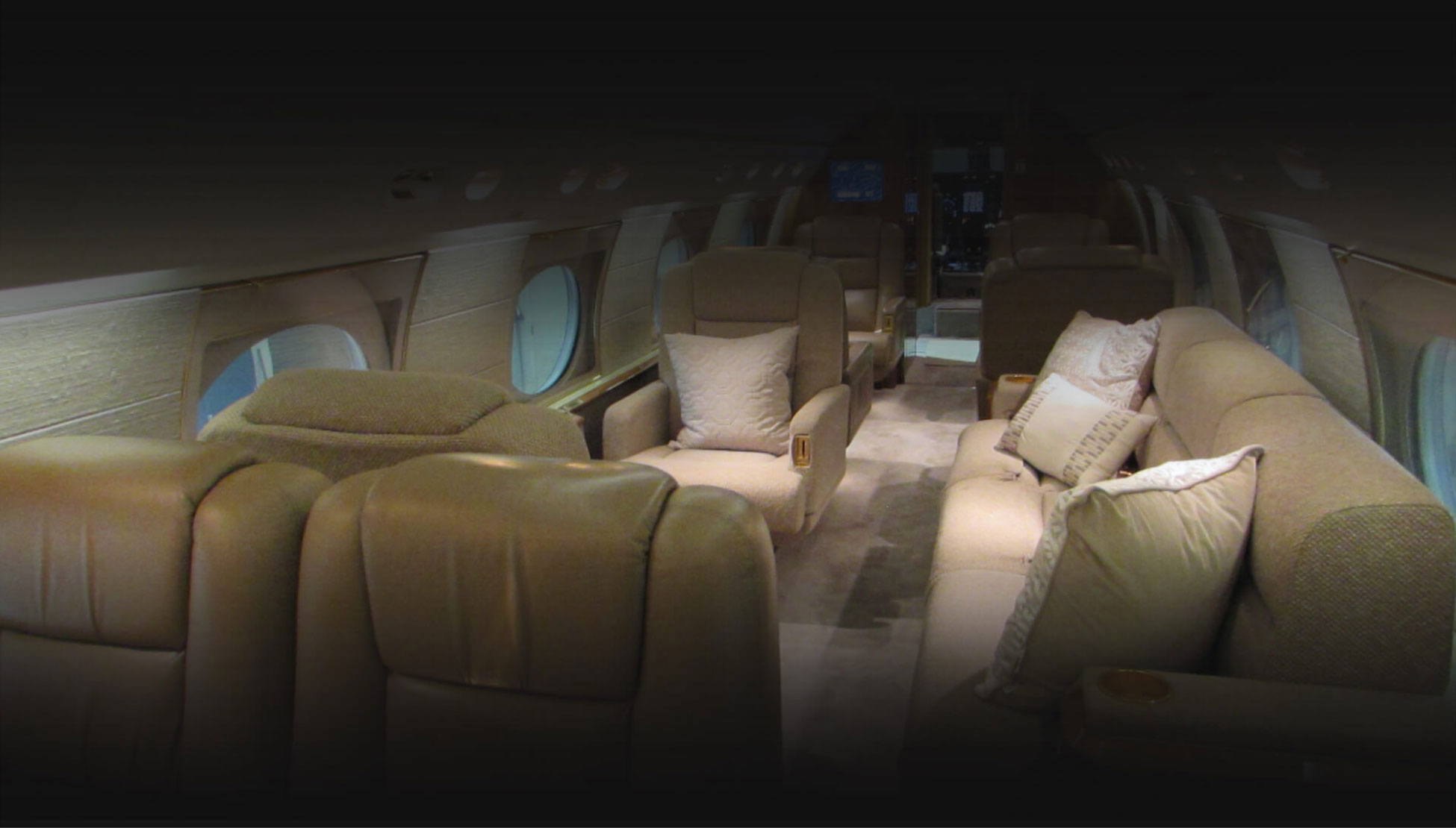 Gulfstream GIVSP Aircraft Reservation