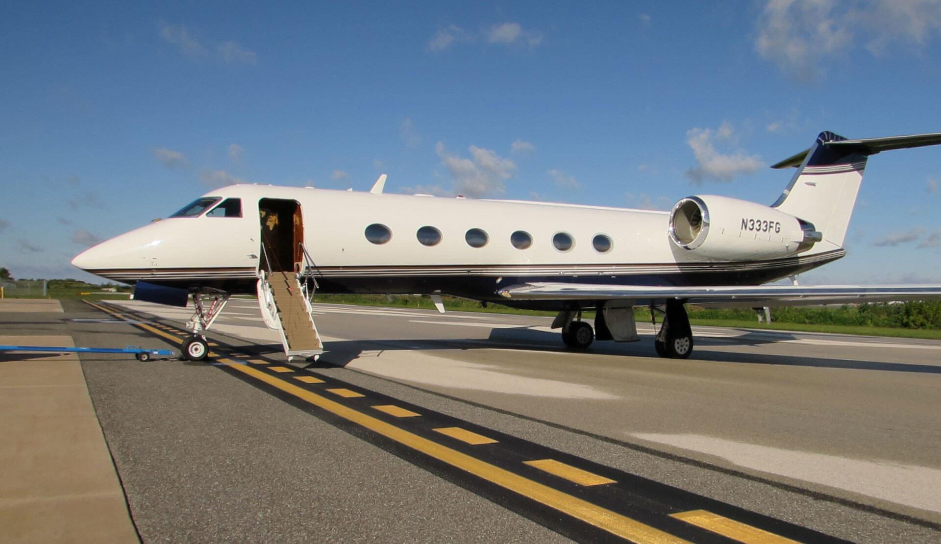 Private Flight Jet - Gulfstream GIVSP