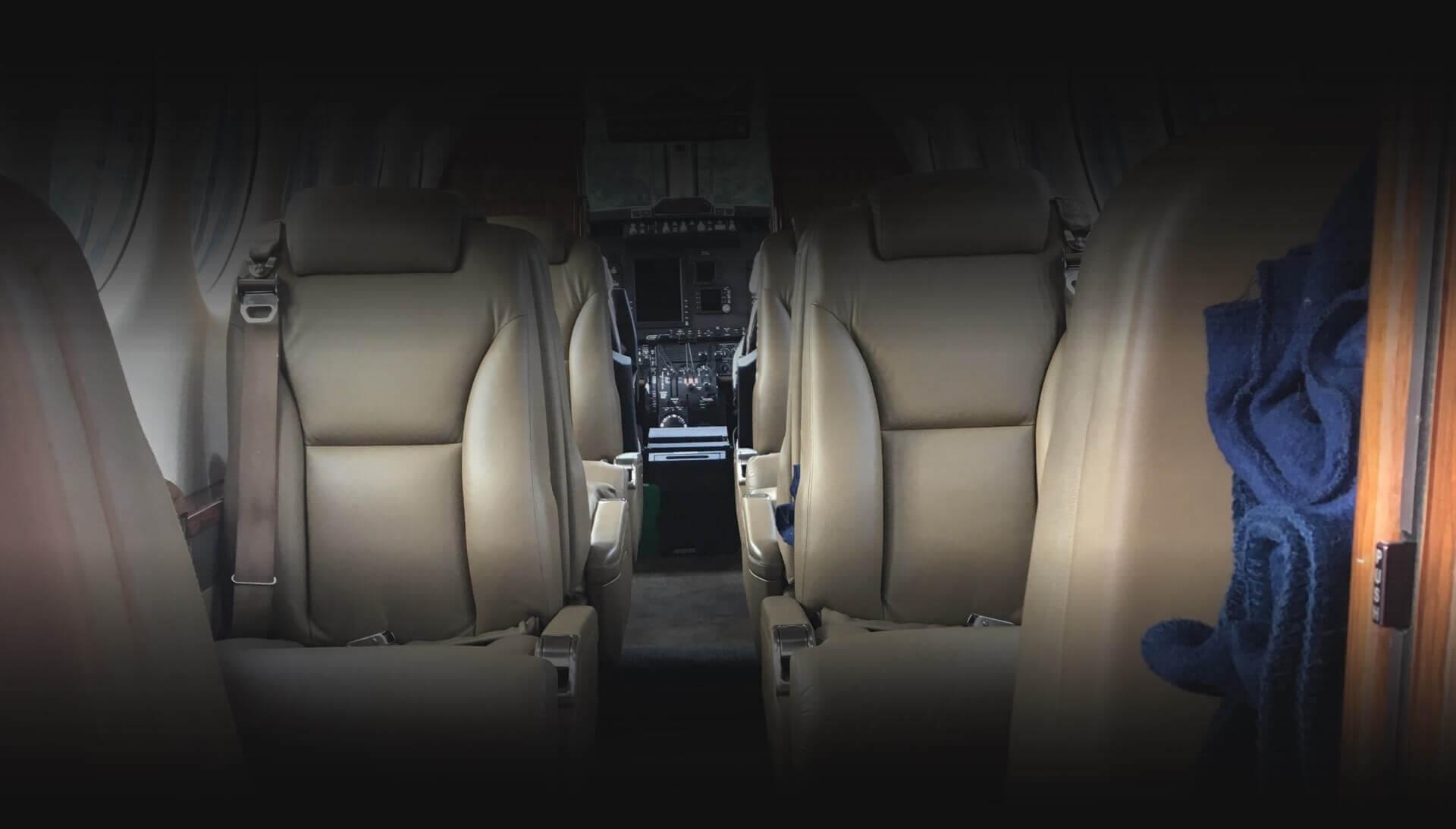 King Air 350 Aircraft Reservation