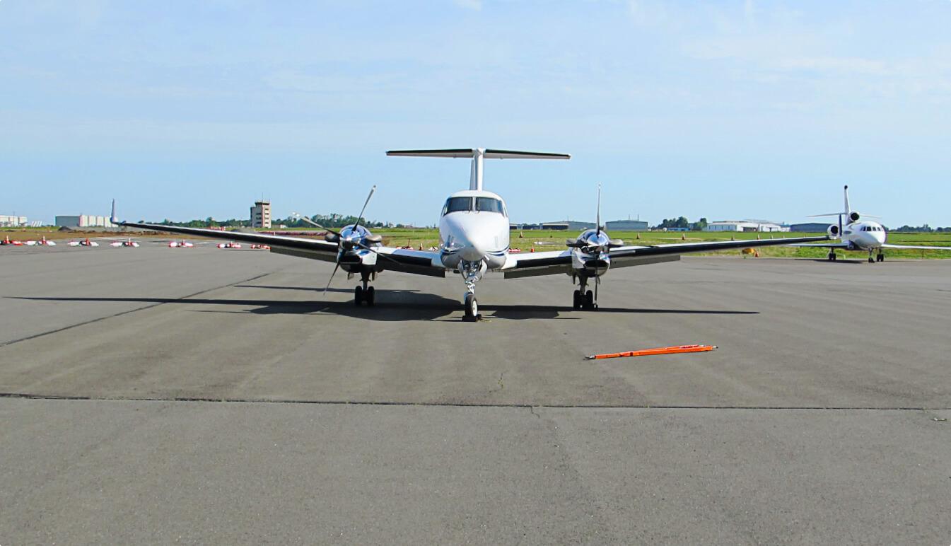 Aircraft King Air 350 Aviation Charters