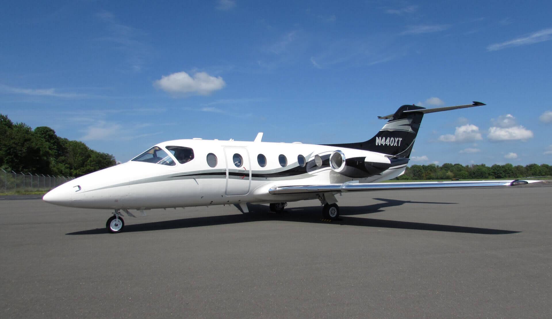 Nextant 400XT Jet Aircraft Information