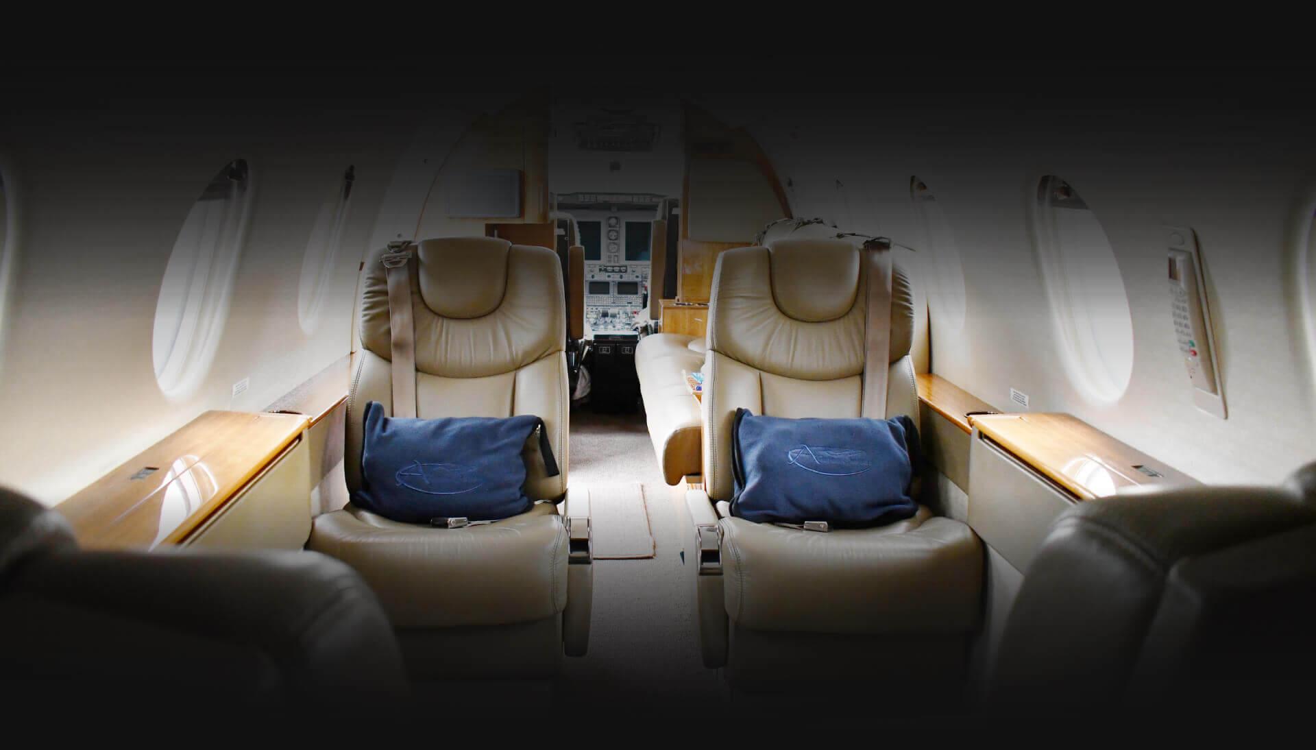 Aircraft Reservation - Nextant 400XT