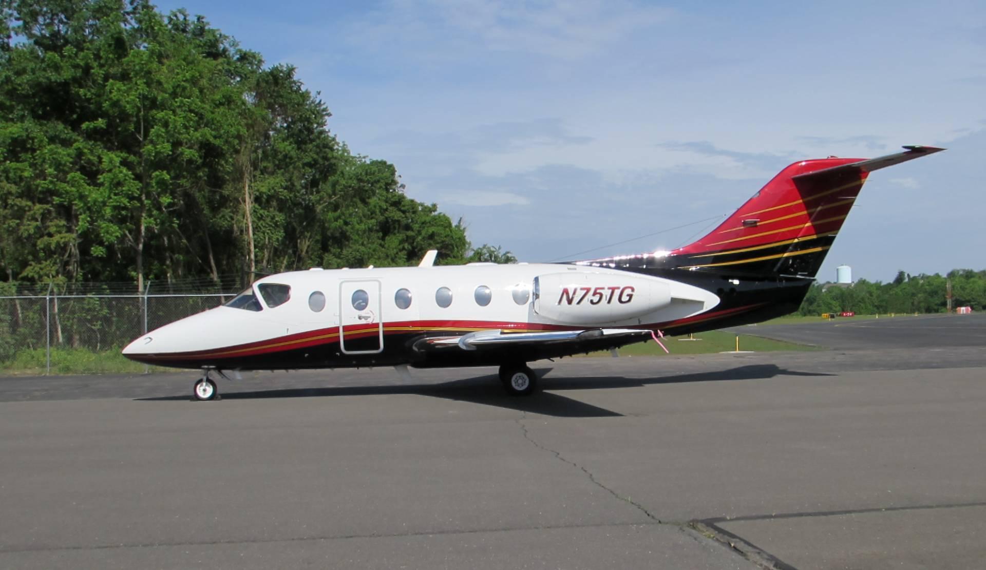 Nextant 400XT - Aircraft Exterior Info