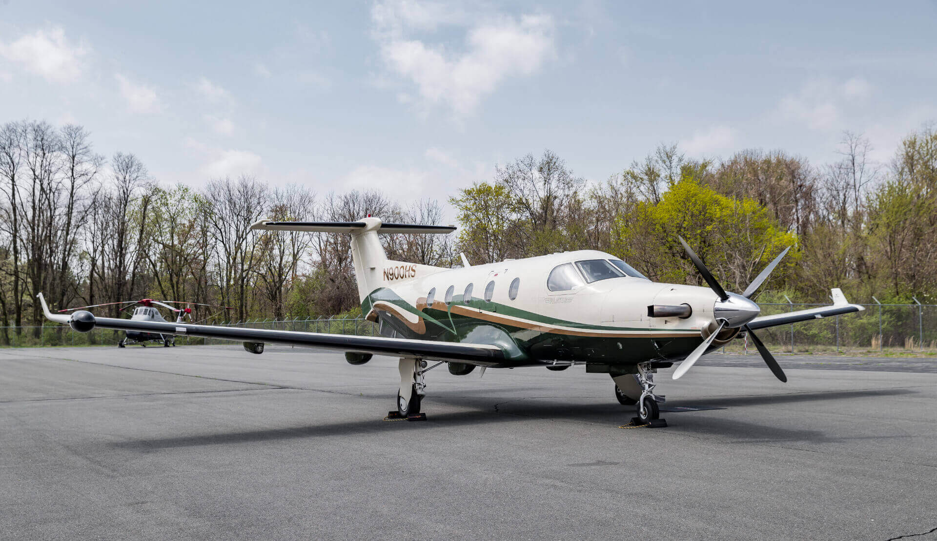 Reserve this Aircraft - Pilatus PC-12