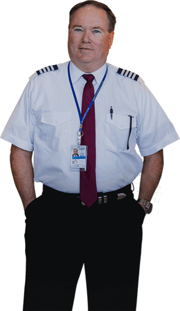 Capt. Mike Hodel - Aviation Charters