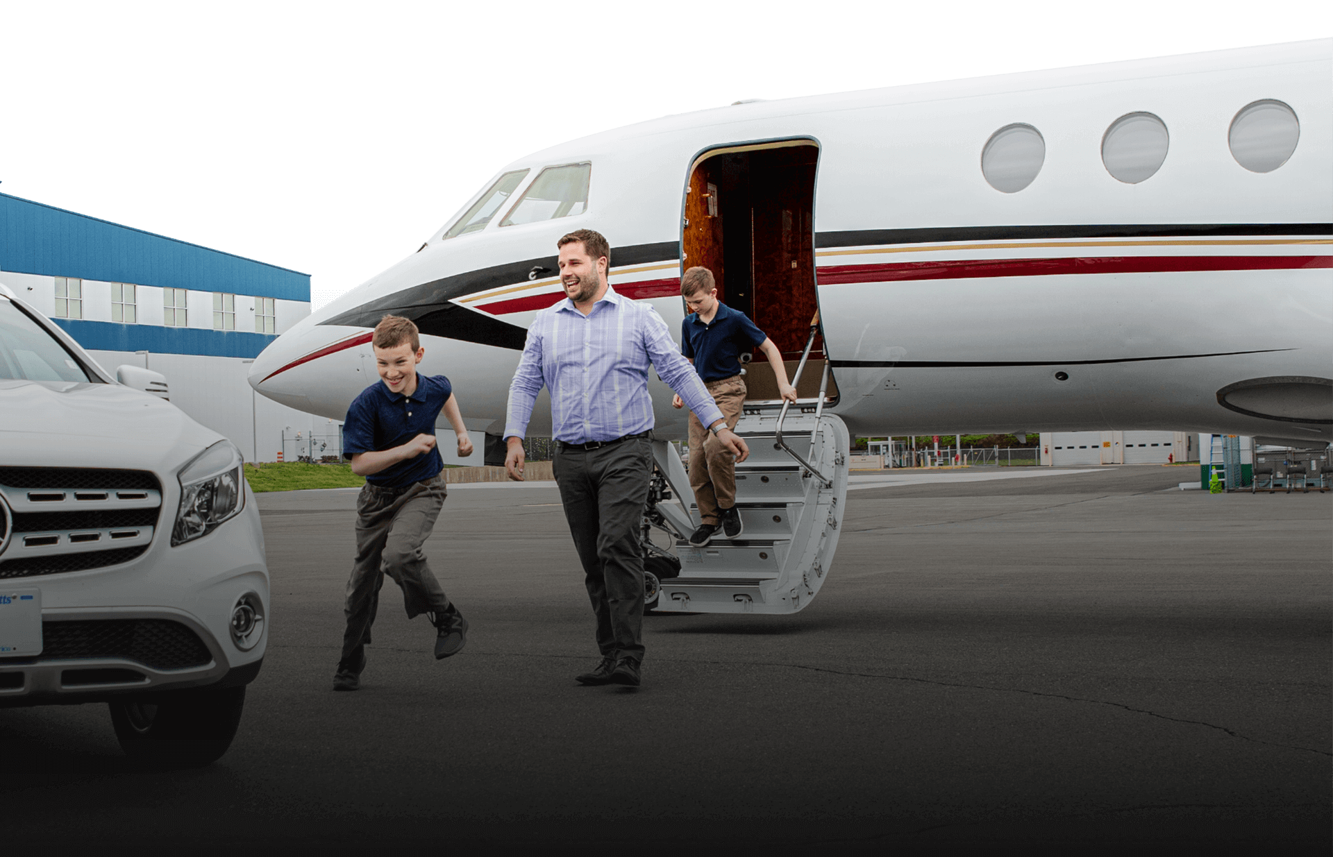 Aviation Charters Perfect for Family Vacations