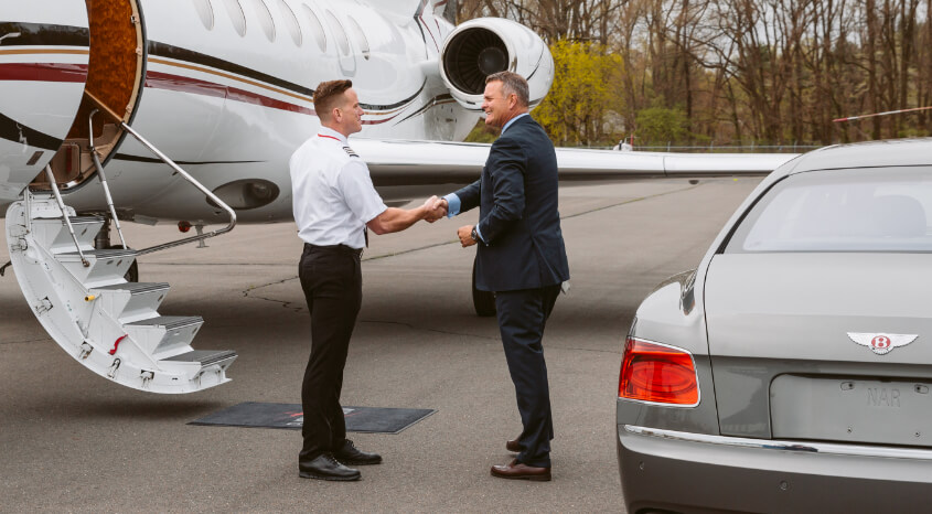 Private Jet from Trenton New Jersey